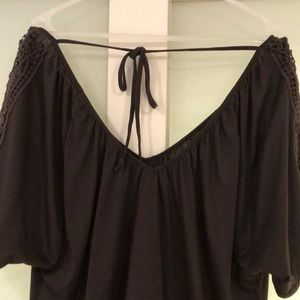 Pure Energy Tops - Pure Energy 2X brown dress top
